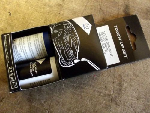 Paint touch up kit, genuine Mazda, DU Mariner Blue